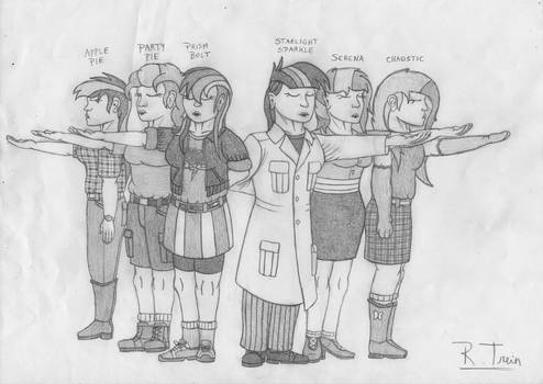 MLP We're not Flawless [Next Gen] (Humanized)