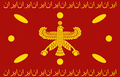 Persians flag by RJDETONADOR97