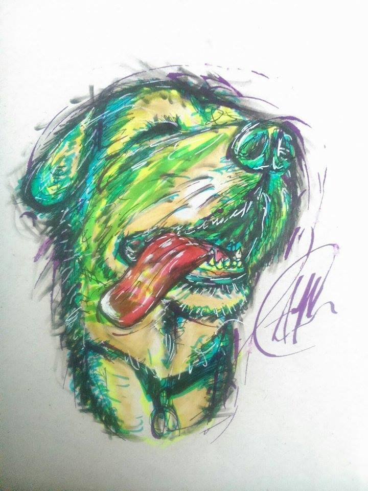 Cachorro by josepixiano