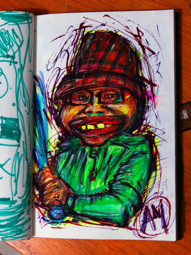 Kid by josepixiano