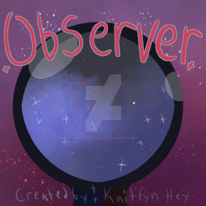 Observer [Original Comic| On Tapas] by DrawingSpaceKat