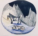 Lantern Bearer by Raven-Teacup