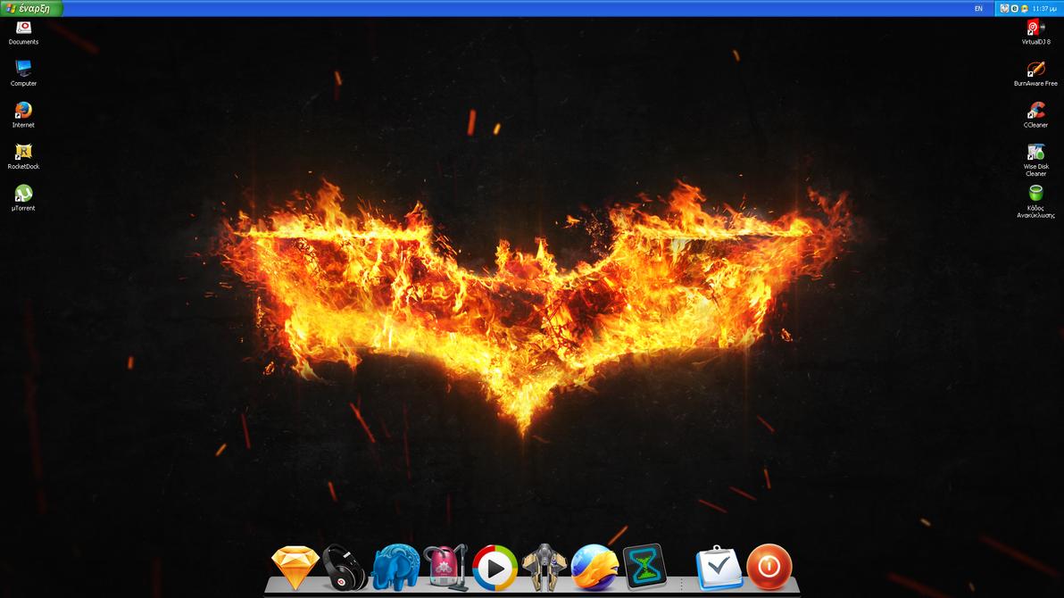 Desktop December 2014 by DjLuigi
