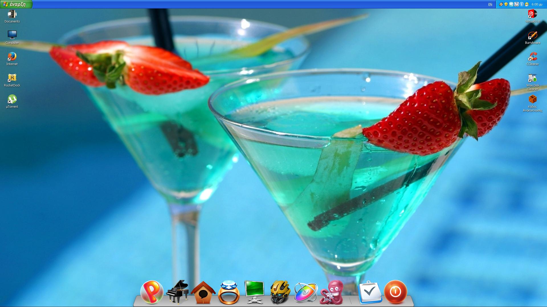 Desktop July 2015 by DjLuigi