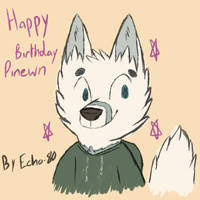 Birthday Pin by Echo-80