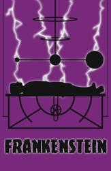 Movie Poster [Frankenstein] by Echo-80