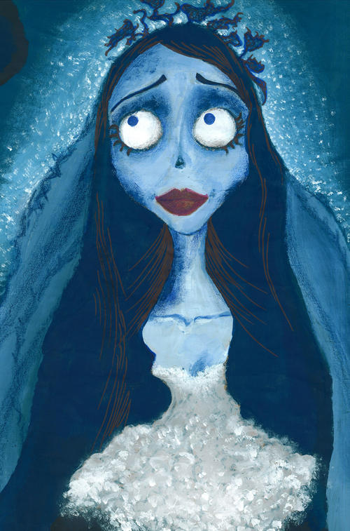 Corpse Bride by princessfromsea