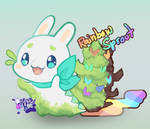 Spring Pacadvent 2k18 - Rainbow Sprout [CLOSED]