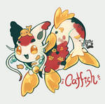 Pacapillars - Catfish [CLOSED]