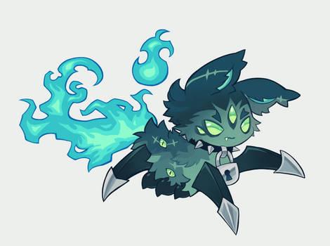 Pacapillars - Zombie Wolf [CLOSED]