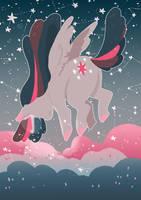 Constellation Princess by swampyfish