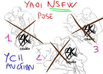 YCH: Yaoi - NSFW [CLOSED] by SaKo88