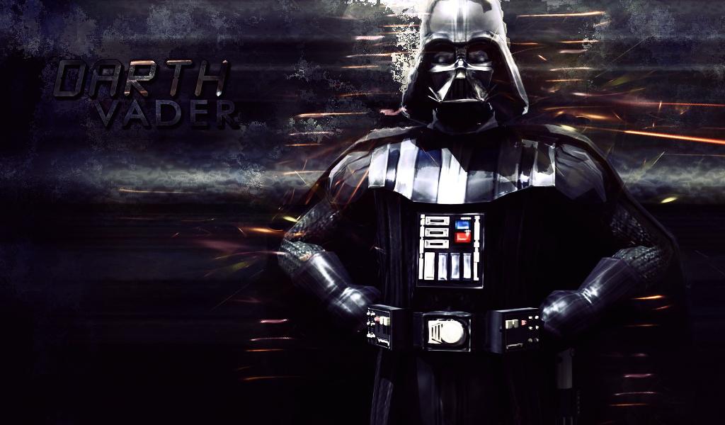 Darth Vader Wallpaper 1024x600 By Xel 614 On Deviantart