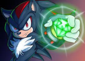 Shadow The Hedgehog by JH-Animatics