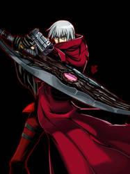 Son of Sparda by NicSass