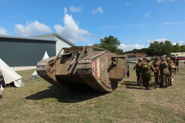 Mark IV Tank by Topaz172