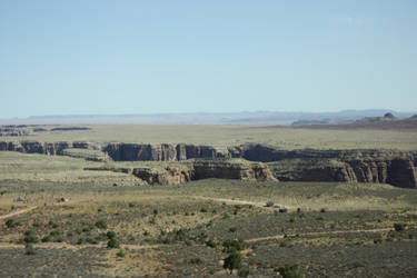 The Less Grand Canyon by Topaz172