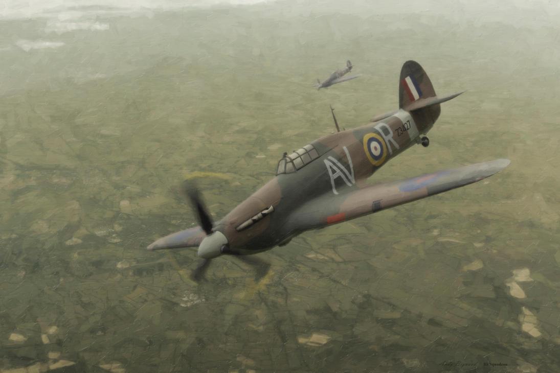 85 Squadron by Topaz172