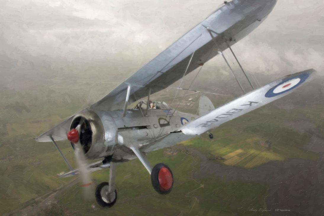 247 Squadron by Topaz172