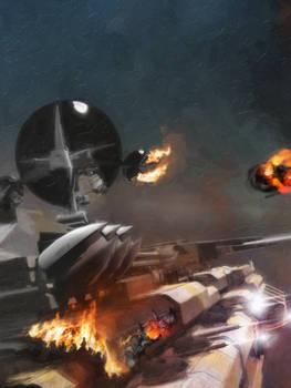 The Empire at War: The Battle of New Trafalgar