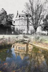 Reflecting Pool by Topaz172