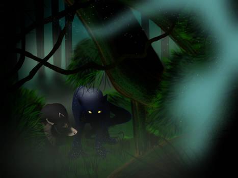 PoC Internal Instinct: Ghostly Tales