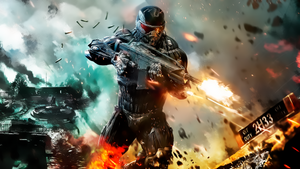 Crysis 2 wallpaper HD 1080p