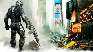 Crysis 2 Wallpaper HD v2