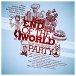 End of the World Party Invite