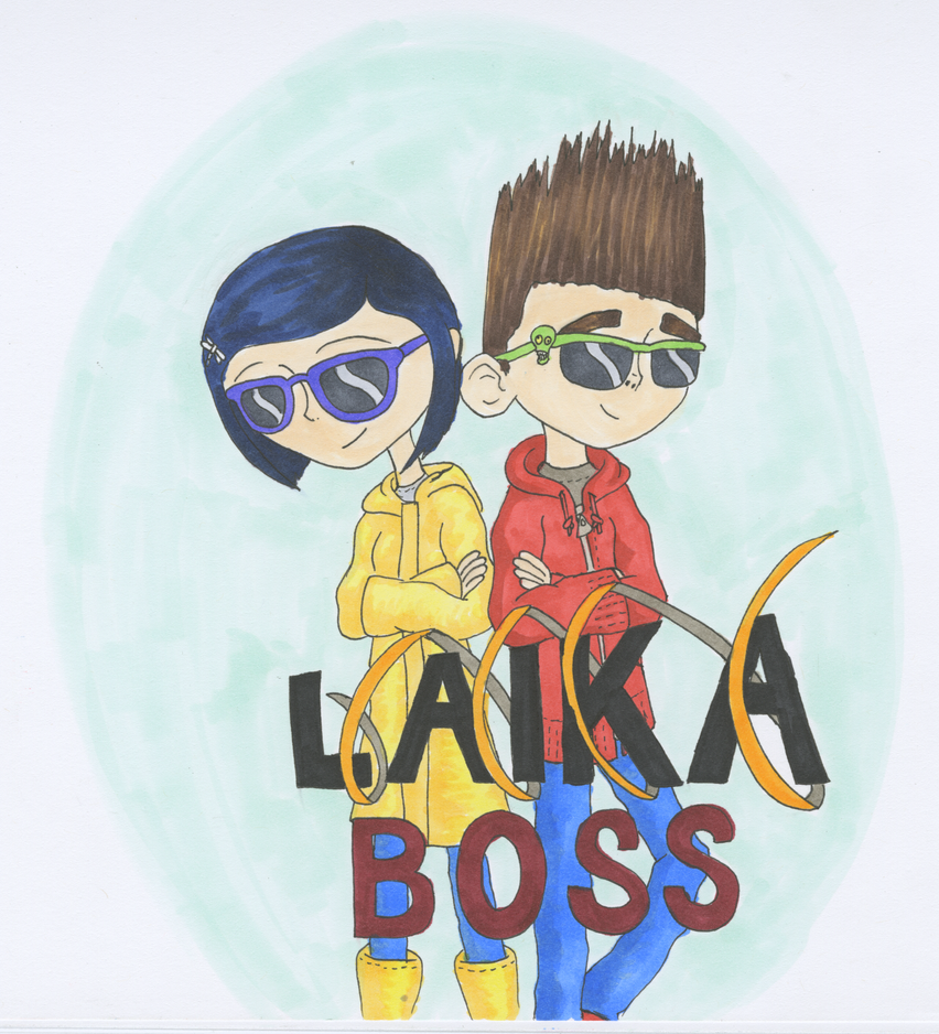 LAIKA Boss - Norman and Coraline are awesome by ...