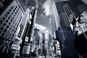 I Miss New York II by PortraitOfaLife