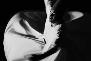 Portrait of a Dervish II by PortraitOfaLife