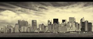 New York Waits For Irene