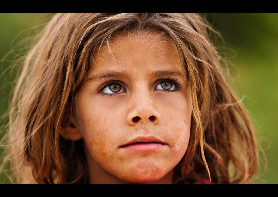 Assyrian Girl by PortraitOfaLife