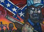 Buck redneck zombie hunter by jbolster