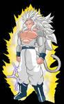 Coren Super Saiyan 5 (Drawing)