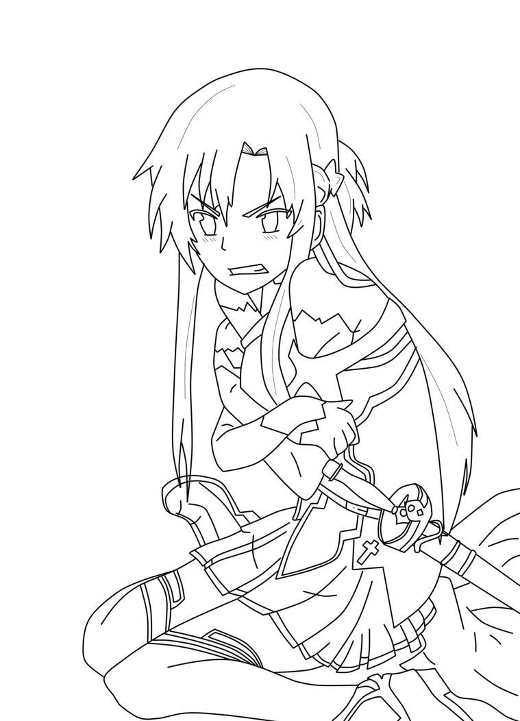 Asuna by Soulx31