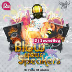 CD cover for Dj SoundBoy