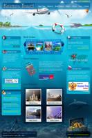 Kosmos travel by BraveDesign