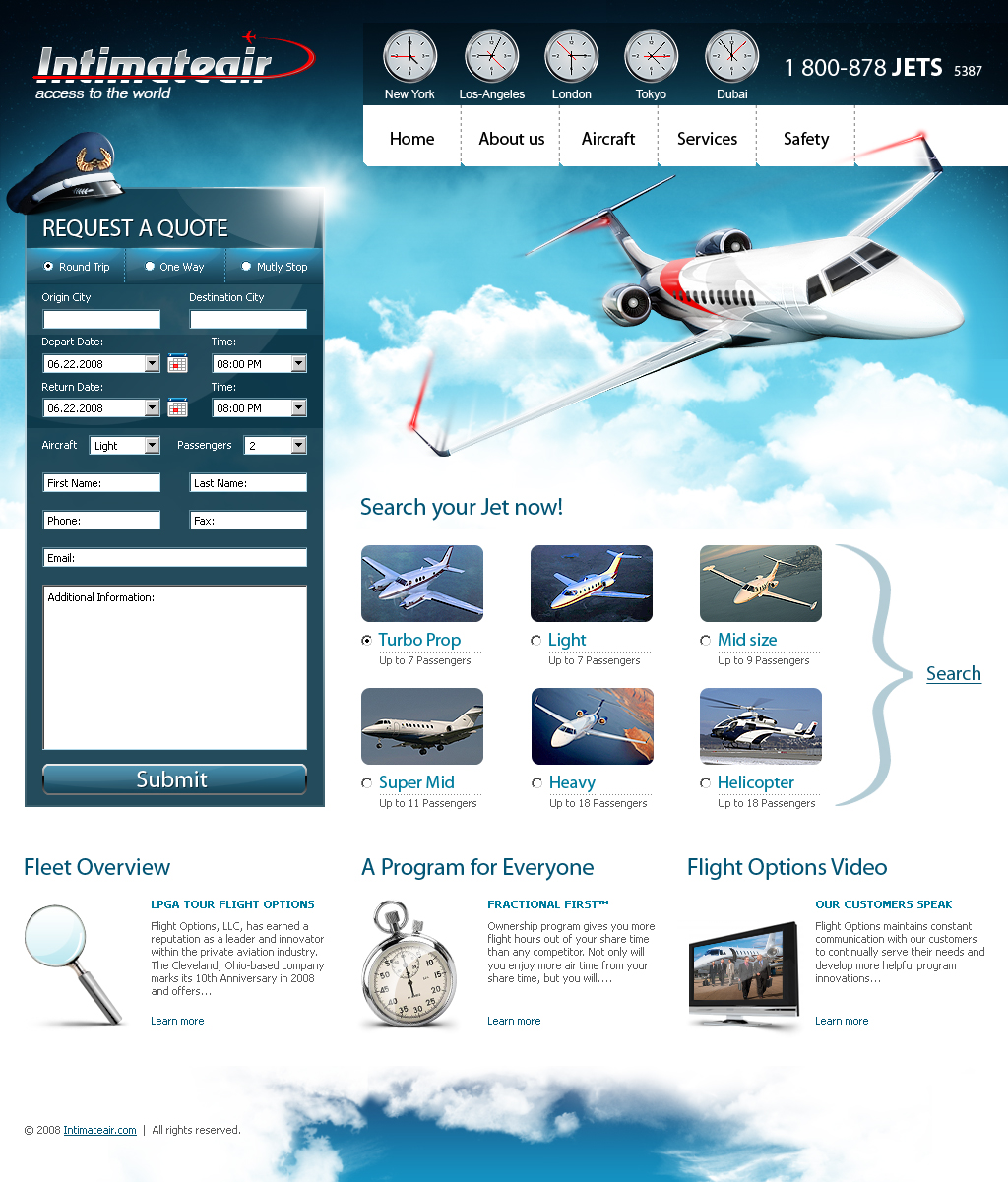 Private Planes by BraveDesign
