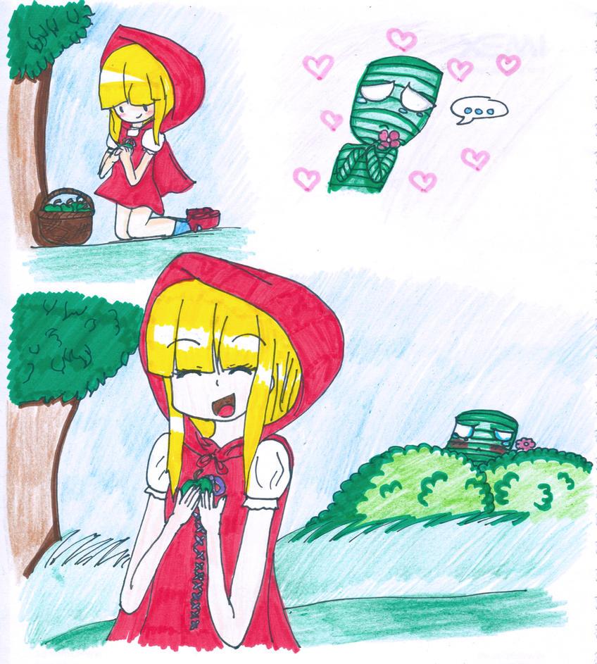 [LoL] Annie and Amumu by OtakuElxFanArt