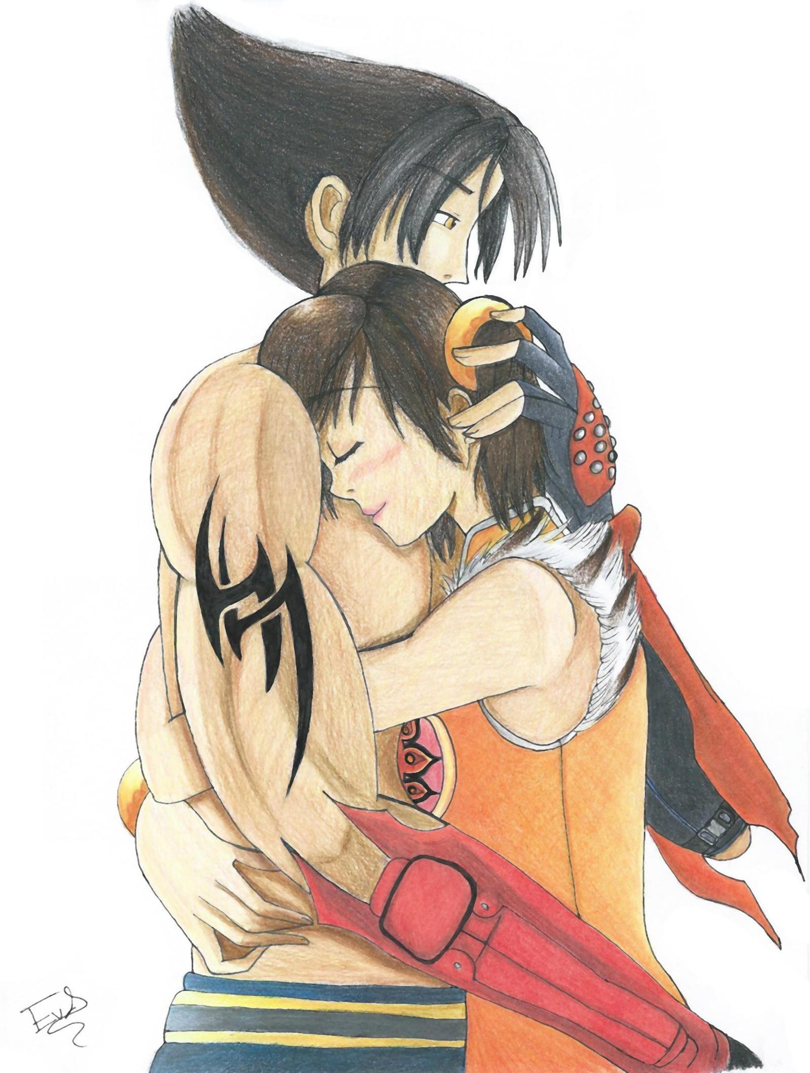 tekken jin and xiaoyu relationship goals