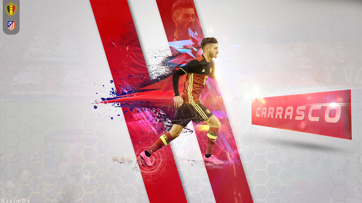 Carrasco Wallpaper 2016 by nazimskikda