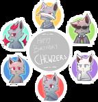 Chewzers gift