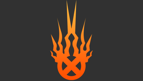 Orange Static X Psp Wallpaper By Ace02 On Deviantart