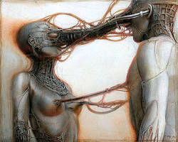 Peter Gric - Synchronization