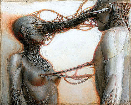 Peter Gric - Synchronization by QCC-Art