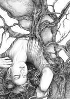 Janelle McKain - Daphne by QCC-Art
