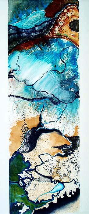 Veronique Coutant-Godard - Niagara by QCC-Art