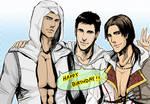 Assassins' Congratulations